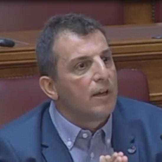 Ο Γ. Βαφειαδάκης στο κεντρικό δελτίο ειδήσεων του STAR για την κατάργηση των Πανελλαδικών