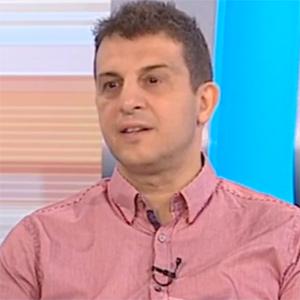 Ο Γ. Βαφειαδάκης στην εκπομπή «Επί του Πιεστηρίου» στο Κontra Channel