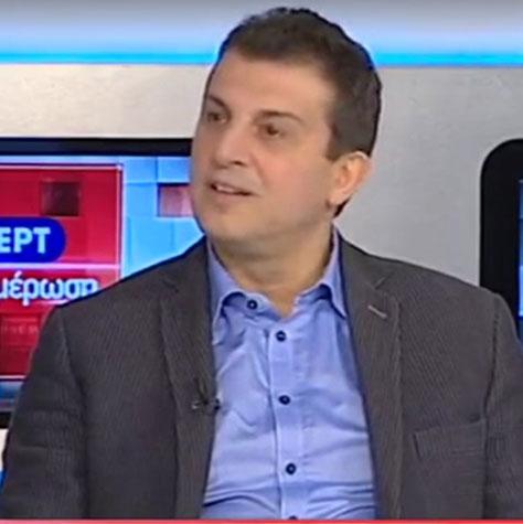 Ο Γιάννης Βαφειαδάκης στην ΕΡΤ για τις αλλαγές στις Πανελλαδικές