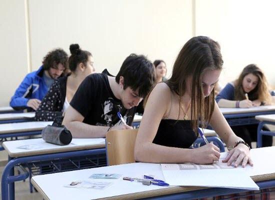 Χρονοδιάγραμμα των εξετάσεων σε Γυμνάσια, ΓΕΛ και ΕΠΑΛ