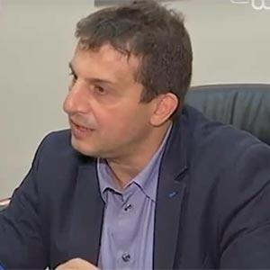 O πρόεδρος της ΟΕΦΕ  στο δελτίο ειδήσεων της ΕΡΤ1 για τις Πανελλαδικές