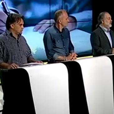 Ο Πρόεδρος του Συλλόγου Φροντιστών Ηρακλείου κ. Μανώλης Καζαντζάκης στην Κρήτη ΤV