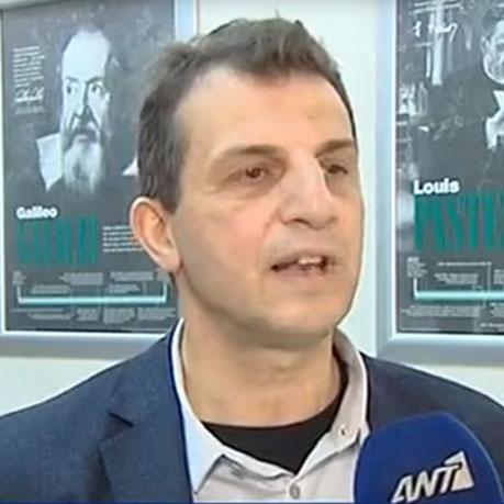 Ο Πρόεδρος της ΟΕΦΕ στον ΑΝΤ1 για τις αλλαγές στο Εξεταστικό Σύστημα