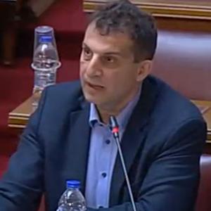 Η 1η τοποθέτηση του προέδρου της ΟΕΦΕ Γ. Βαφειαδάκη στην Επιτροπή Μορφωτικών Υποθέσεων της Βουλής 18-4-2019