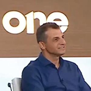 Ο Γ.Βαφειαδάκης στο One Channel με την Μπάγια Αντωνοπούλου